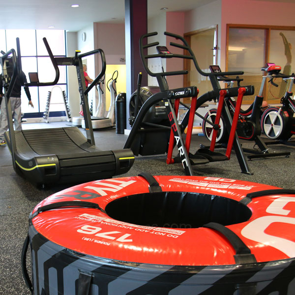 Gym and personal training in portsmouth for Gimnasio 360 life